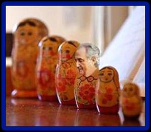 Bernie Madoff - The Ponzi Babuschka of Wall Street