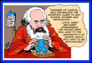 Karl Mark Capitalism's Prophet of Doom