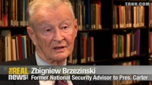 """Grand Chessboard"" author Zbigniew Brzezinski"