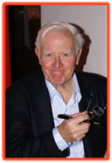 John le Carre - He knew a thing three about secrecy you know.